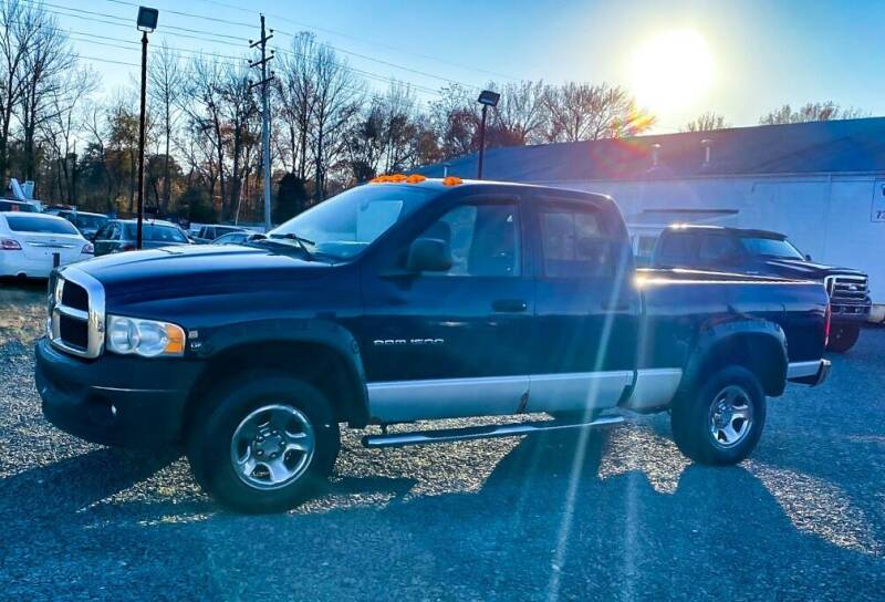 2004 Dodge Ram Pickup 1500 for sale at Auto Headquarters in Lakewood NJ