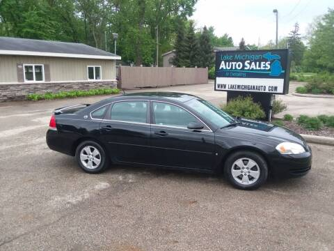 2008 Chevrolet Impala for sale at Lake Michigan Auto Sales & Detailing in Allendale MI