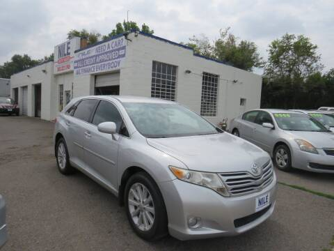 2011 Toyota Venza for sale at Nile Auto Sales in Denver CO