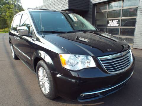 2015 Chrysler Town and Country for sale at Carena Motors in Twinsburg OH