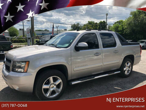 2007 Chevrolet Avalanche for sale at NJ Enterprises in Indianapolis IN