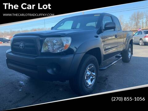 2007 Toyota Tacoma for sale at The Car Lot in Radcliff KY