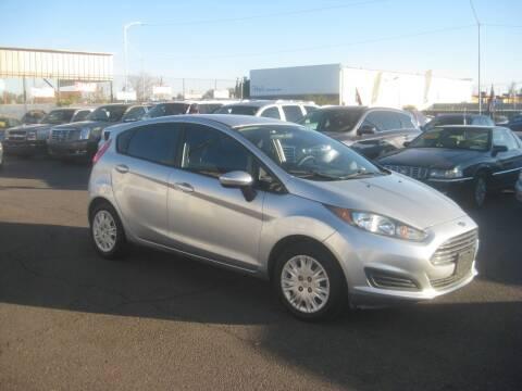 2014 Ford Fiesta for sale at Town and Country Motors - 1702 East Van Buren Street in Phoenix AZ