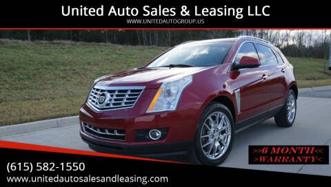 2013 Cadillac SRX for sale at United Auto Sales & Leasing LLC in La Vergne TN