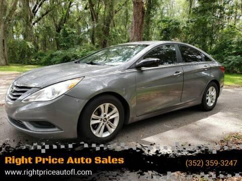 2013 Hyundai Sonata for sale at Right Price Auto Sales-Gainesville in Gainesville FL