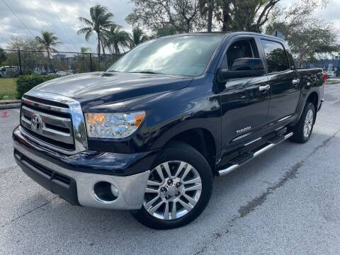 2013 Toyota Tundra for sale at Car Net Auto Sales in Plantation FL