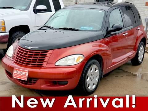 2005 Chrysler PT Cruiser for sale at Jacksons Car Corner Inc in Hastings NE
