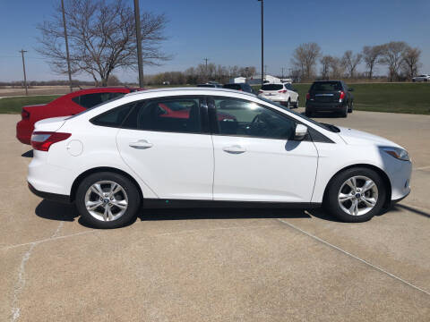 2013 Ford Focus for sale at Rowley Auto Co in Pierce NE
