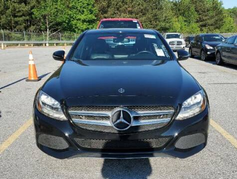 2018 Mercedes-Benz C-Class for sale at Pars Auto Sales Inc in Stone Mountain GA