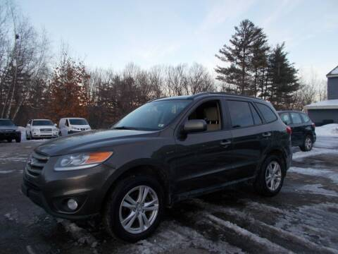 2012 Hyundai Santa Fe for sale at Manchester Motorsports in Goffstown NH