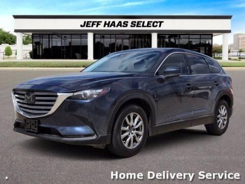 2018 Mazda CX-9 for sale at JEFF HAAS MAZDA in Houston TX