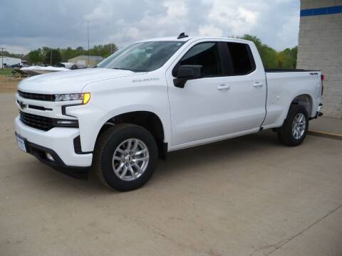 2019 Chevrolet Silverado 1500 for sale at Tyndall Motors in Tyndall SD