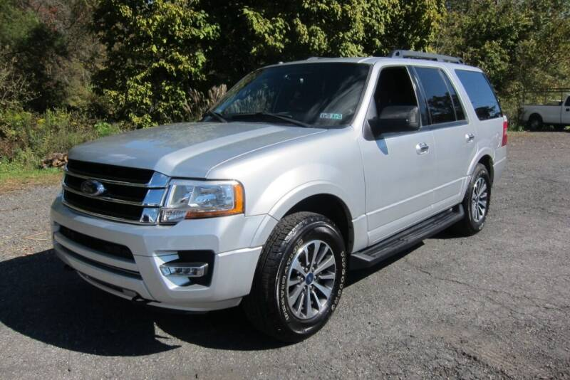 2016 Ford Expedition for sale at K & R Auto Sales,Inc in Quakertown PA