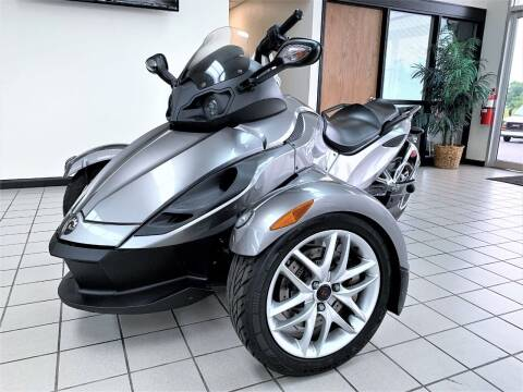2013 Can-Am RS for sale at SAINT CHARLES MOTORCARS in Saint Charles IL