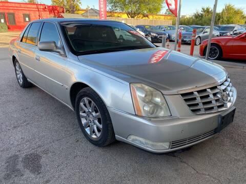 2008 Cadillac DTS for sale at R-Motors in Arlington TX