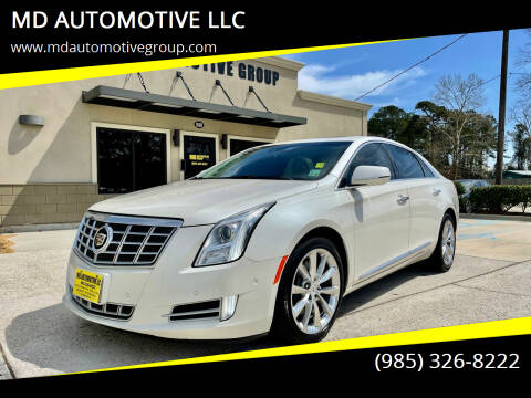 2014 Cadillac XTS for sale at MD AUTOMOTIVE LLC in Slidell LA