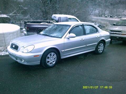 2005 Hyundai Sonata for sale at WEINLE MOTORSPORTS in Cleves OH