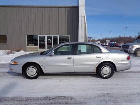 2001 Buick LeSabre for sale at Herman Motors in Luverne MN
