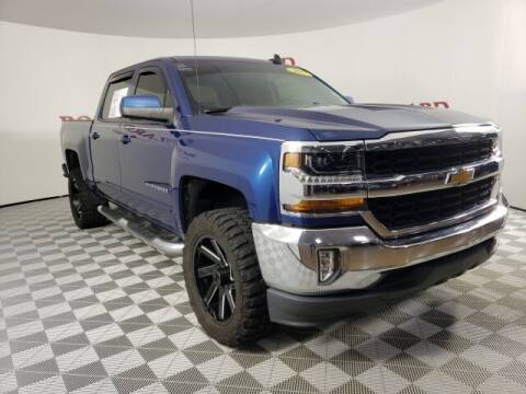 2017 Chevrolet Silverado 1500 for sale at BOZARD FORD in Saint Augustine FL