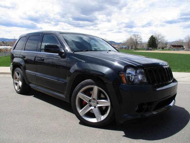 2010 Jeep Grand Cherokee for sale at Nations Auto in Lakewood CO
