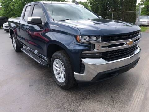 2019 Chevrolet Silverado 1500 for sale at Newcombs Auto Sales in Auburn Hills MI