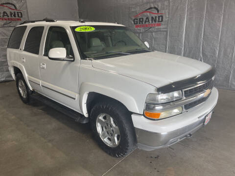 2005 Chevrolet Tahoe for sale at GRAND AUTO SALES in Grand Island NE