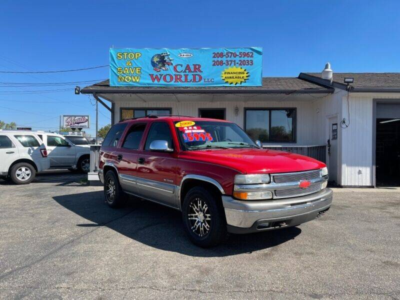 2000 Chevrolet Tahoe for sale in Nampa, ID