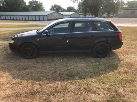 2003 Audi A4 for sale at Velp Avenue Motors LLC in Green Bay WI