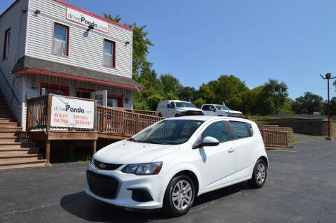 2017 Chevrolet Sonic for sale at DrivePanda.com Joliet in Joliet IL