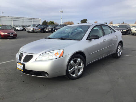 2007 Pontiac G6 for sale at My Three Sons Auto Sales in Sacramento CA