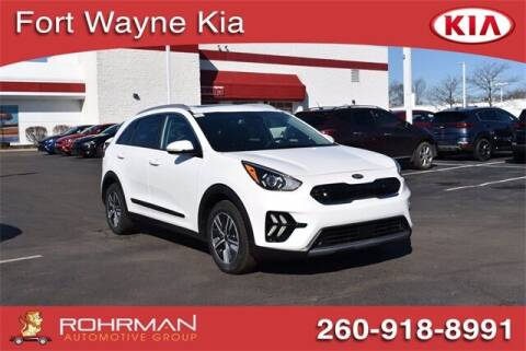 2020 Kia Niro for sale at BOB ROHRMAN FORT WAYNE TOYOTA in Fort Wayne IN
