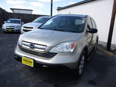 2009 Honda CR-V for sale at Metroplex Motors Inc. in Houston TX