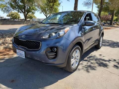 2017 Kia Sportage for sale at Matador Motors in Sacramento CA