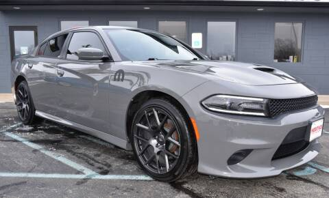 2017 Dodge Charger for sale at Heritage Automotive Sales in Columbus in Columbus IN