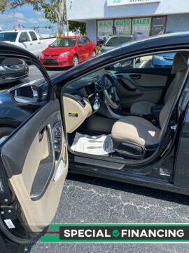 2016 Hyundai Elantra for sale at K&N Auto Sales in Tampa FL
