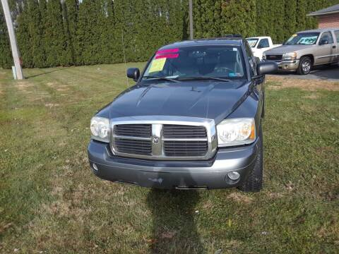2002 Dodge Ram Pickup 1500 for sale at Dun Rite Car Sales in Downingtown PA