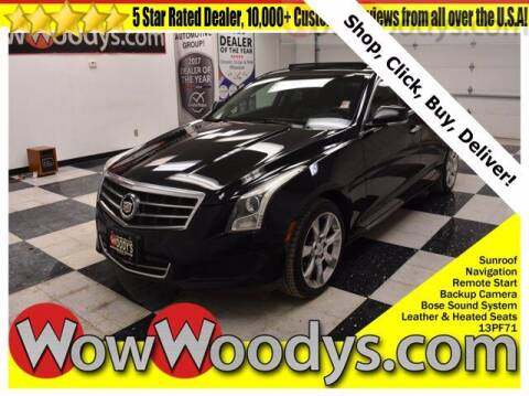2013 Cadillac ATS for sale at WOODY'S AUTOMOTIVE GROUP in Chillicothe MO