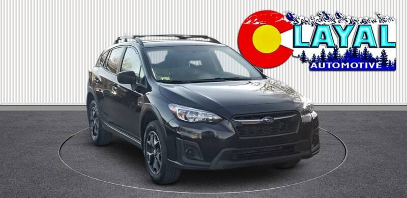 2018 Subaru Crosstrek for sale at Layal Automotive in Englewood CO