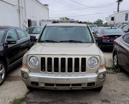2010 Jeep Patriot for sale at Wisdom Auto Group in Calumet Park IL