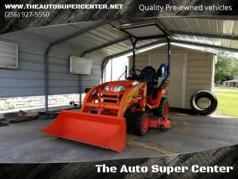 2014 Kubota BX2670 for sale at The Auto Super Center in Centre AL