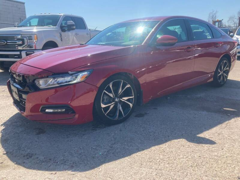 2020 Honda Accord for sale at SUNSET CURVE AUTO PARTS INC in Weyauwega WI