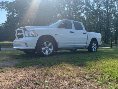2014 RAM Ram Pickup 1500 for sale at Madden Motors LLC in Iva SC
