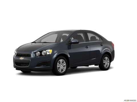 2013 Chevrolet Sonic for sale at Bald Hill Kia in Warwick RI