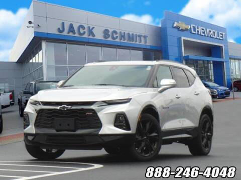2020 Chevrolet Blazer for sale at Jack Schmitt Chevrolet Wood River in Wood River IL