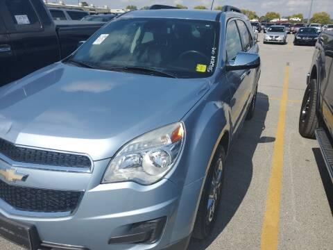2014 Chevrolet Equinox for sale at Straightforward Auto Sales in Omaha NE