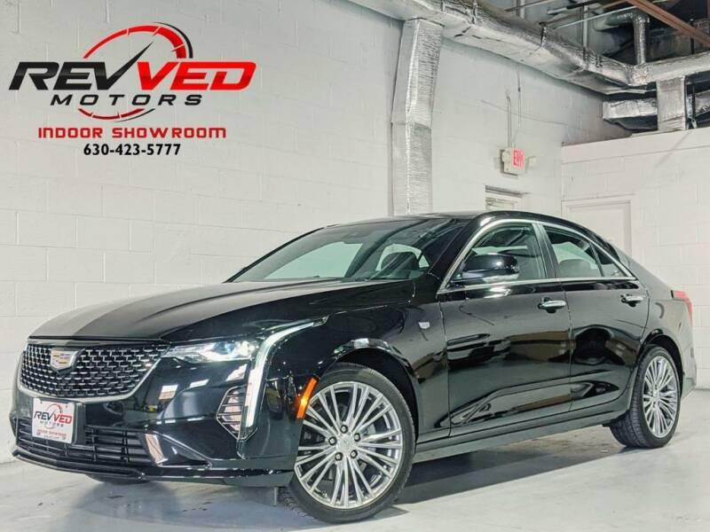 2020 Cadillac CT4 for sale in Addison, IL