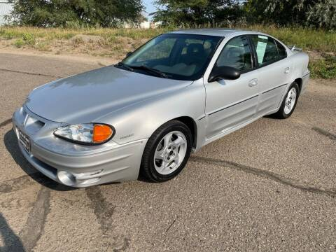 2004 Pontiac Grand Am for sale at BISMAN AUTOWORX INC in Bismarck ND