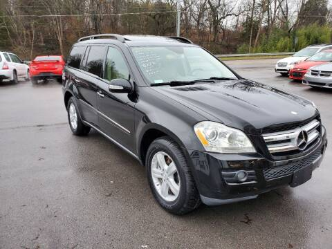 2007 Mercedes-Benz GL-Class for sale at DISCOUNT AUTO SALES in Johnson City TN