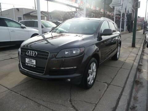 2008 Audi Q7 for sale at CAR CENTER INC in Chicago IL