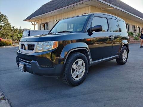 2009 Honda Element for sale at Apollo Auto El Monte in El Monte CA